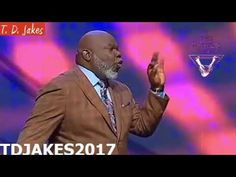 TD JAKES 2017 - #Are you down to the last drop - #Have you come to the e...