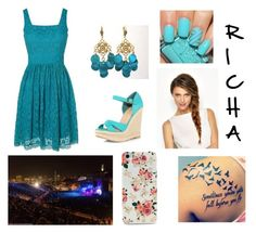 """""""Opening Act - Richa"""" by dreamer2911 ❤ liked on Polyvore featuring Poem and Dorothy Perkins"""