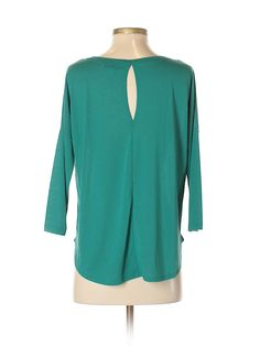 American Eagle Outfitters Solid Teal Sleeve Top Size S - off American Eagle Outfitters, Teal, Tunic Tops, Sweaters, Blouses, Sleeve, Women, Fashion, Manga