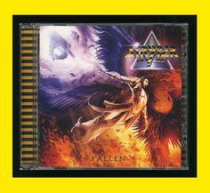 Stryper - Fallen (Frontiers Records CD 2015) VG Christian Metal CCM #ClassicMetal