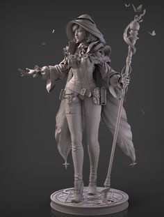 256 Best 3D images in 2019 | Zbrush, 3d character, Character modeling