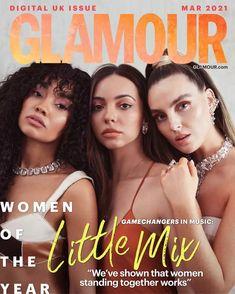 GLAMOUR Women Of The Year 2021 Gamechangers in Music Little Mix Interview | Glamour UK Little Mix Jesy, Little Mix Style, Little Mix Girls, Glamour Magazine Uk, Glamour Uk, Jesy Nelson, Meninas Do Little Mix, Little Mix Photoshoot, Little Mix Updates