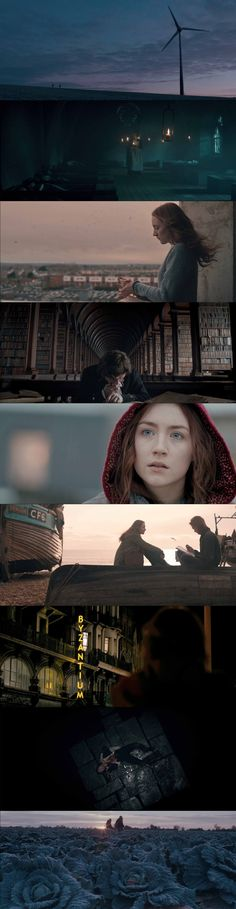 Byzantium, Director: Neil Jordan, DoP: Sean Bobbitt, BSC  Source: film-grab.com