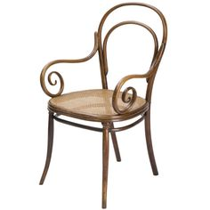 1stdibs.com | Original Thonet Armchair No. 8