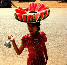 Burma Girl.