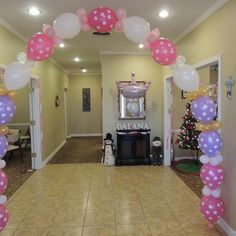 Disney Princess Party I decorated!!
