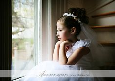 Naperville Chicago Communion Photographer...St. Peter and Paul