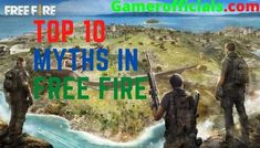 Some myths about free fire Fire, Make It Yourself, Simple