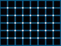 Dot Illusion   13 Psychological Mind Tricks That Will Mess With Your Head