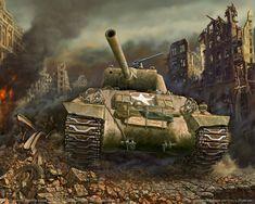 US tank illustration Plakat-ww2shots-army.jpg