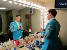 chris isaak getting pretty