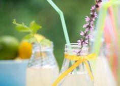 Gyömbéres limonádé Beverages, Drinks, Glass Of Milk, Good Food, Cooking Recipes, Mint, Table Decorations, Foods, Tea