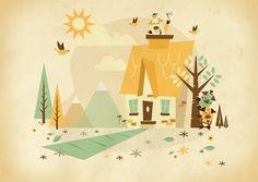 Illustration | Buildings