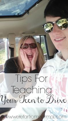 Teaching your teen to drive doesn't have to be hard! These tips will make you and your teen more comfortable and prepared!