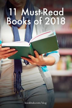 On the hunt for new books worth reading this year? Check out these popular debut novels from 2018! #books #read #booklist
