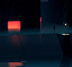 Romain Trystram (22) (Dark & Colorful Illustrations by Romain Trystram on CrispMe)