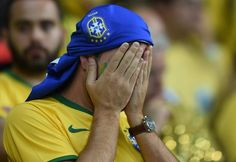 Pin for Later: People Who Are Sadder About the Brazil vs. Germany Game Than You Are This Person