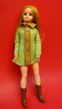 Susi Estrela doll, Brazil, 1970's. (Boneca Susi fabricada pela Estrela, década de 70. Brasil). #susi #doll #estrela #boneca