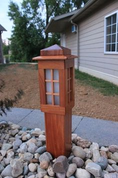 Landscape Lighting Lanterns