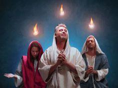 Pentecost Acts 2:1-4