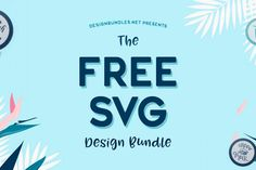 151 Best Free Design Bundles images in 2019 | Free design