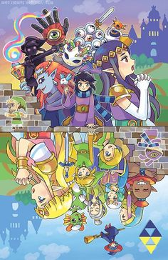 the legend of zelda a link between worlds by micheladdis.devia... on @deviantART... http://xn--80aapkabjcvfd4a0a.xn--p1acf/2017/01/13/the-legend-of-zelda-a-link-between-worlds-by-micheladdis-devia-on-