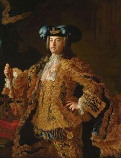 1745 Martin van Meytens - Francis I, Holy Roman Emperor