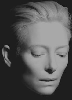 something alluring about Tilda Swinton.