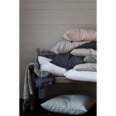 Washed Linen örngott 50x60, dusty rosa i gruppen Textil / Sängkläder / Örngott hos RUM21.se (129650)