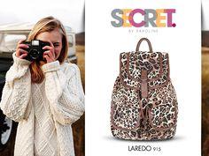 Mochilas Secret www.carterasecret.cl Cl, Sweaters, Dresses, Fashion, Backpacks, Purses, Winter, Fashion Styles, Sweater
