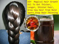 Are you ready to grow your hair and stop hair loss  without wasting money ?