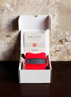 The 11 coolest wedding invitations- slideshow (Jen Huang Photography)
