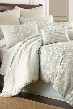 8-Piece Comforter Set - Selerina by Amrapur on @HauteLook