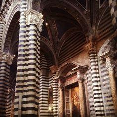 Siena Duomo Florence, Italy