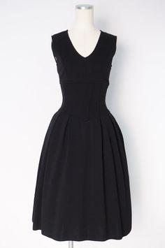 フォクシー マジックフレアードレス 38 / レンタルリトルブラックドレス テン Rental Little Black Dress ten.