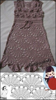 Crochet Stitches, Crochet Patterns, Ciri, Crochet Clothes, Lace Shorts, Knit Crochet, Diy And Crafts, Bikini, Elegant