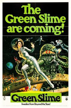 The Green Slime (1969)