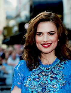 Hayley Atwell <3