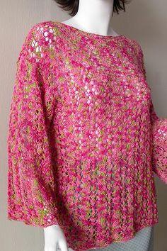Lace sweater Free knit