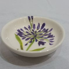 Mobee agapanthus bowl