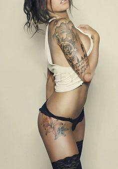 amaryllis tattoo - Google Search