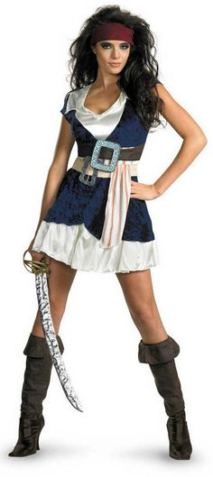 Jack Sparrow Costume so want to be this next year for Halloween