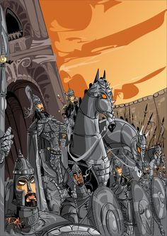 The Grey Swords by dejan-delic on DeviantArt #fantasy #malazan