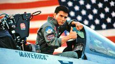 Tom Cruise Confirms Sequel Title Top Gun: Maverick