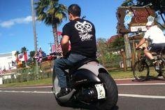 Cruisin Honda metropolitan 50cc