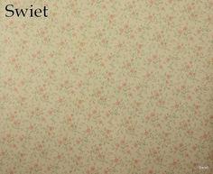 Lief bloemetjes behang | Swiet