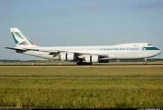 Boeing 747-867F/SCD - Cathay Pacific Airways Cargo | Aviation Photo #4964697 | Airliners.net