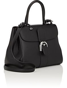Delvaux Brillant MM S Sellier Satchel - Shoulder - 504446979