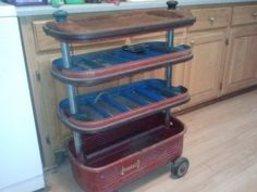 Antique Hazet Collapsible Tool Trolley Circa 1965 | eBay