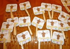 Activities for book, If You Give a Moose a Muffin from Laura Numeroff (from Mom to 2 Posh Lil Divas)
